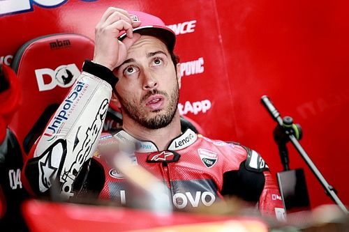 """Dovizioso: """"Şampiyonluk artık benim elimde değil"""""""