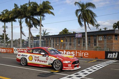 2020 Supercars Townsville Supersprint race results