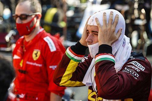 F1: Leclerc revela 'pegadinha' de ex-chefe antes de ser confirmado como piloto da Ferrari