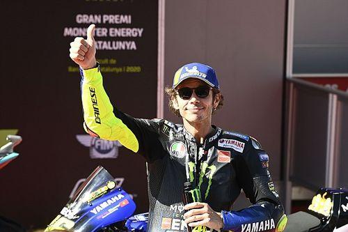 "Stoner: Rossi celebrating top fives like a win ""sad"""