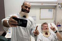 Al-Rajhi i Orr opuścili szpital