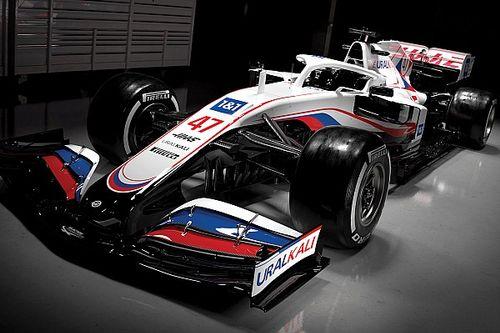 Впервые в Формуле 1 – машина в цветах российского флага! На ней будут выступать Мазепин и Шумахер