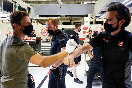 """Grosjean: """"Arkadaşlıklar, kariyer bittikten sonra başlar"""""""