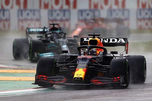 Red Bull: Vier races nodig om verschil met Mercedes te beoordelen