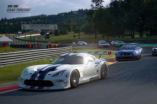 Gran Turismo rejoint les Séries Olympiques Virtuelles
