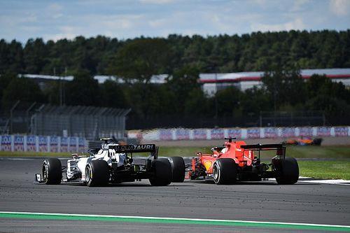 """Vettel: """"SF1000'i kullanmak çok zor"""""""