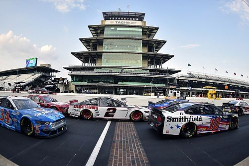 NASCAR stars say 'we lost a crown jewel' as IMS becomes RC race