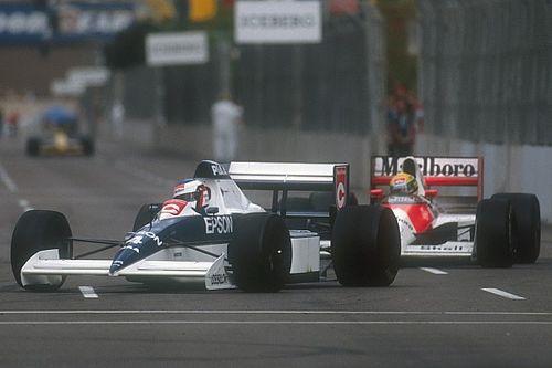 How Jean Alesi and Tyrrell shook Ayrton Senna in Phoenix