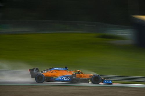 """Sainz knap naar P3: """"Zwaarste kwalificatie uit F1-carrière"""""""