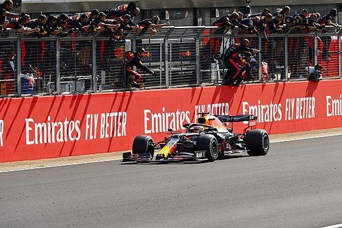 """Horner: """"Hebben eindelijk laten zien dat Mercedes te verslaan is"""""""