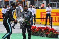 Engenheira que representou Mercedes do GP da Estíria é a nona mulher a subir no pódio da F1; veja lista completa