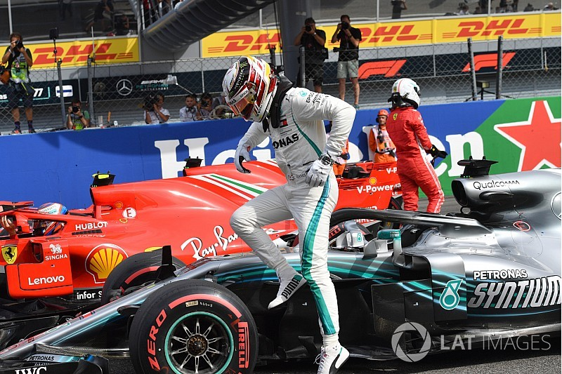 Italian GP: Starting grid in pictures