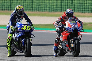Rossi: Yamaha perlu pertimbangkan mesin V4