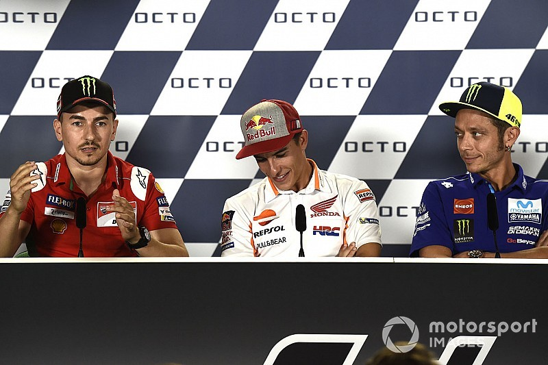Jorge Lorenzo lobt Valentino Rossi in Sepang: Irre Konstanz