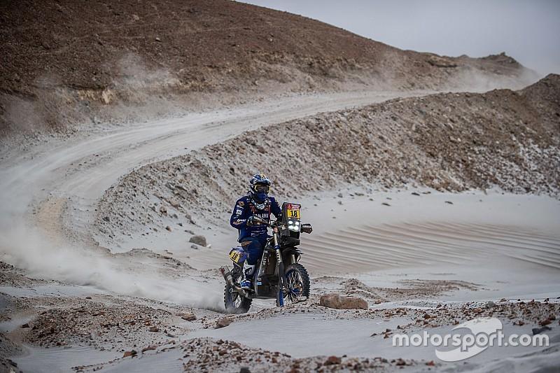 Dakar 2019, Stage 5: De Soultrait provisionally fastest