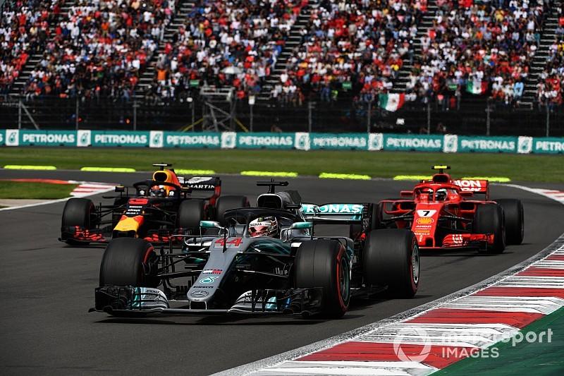 FIA berharap regulasi F1 2019 bisa mudahkan overtaking