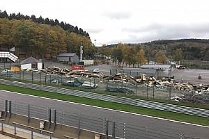 Spa-Francorchamps vergroot capaciteit met nieuwe tribunes