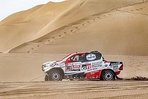 """Toyota logra su primer Dakar: """"Hemos hecho un trabajo perfecto"""""""