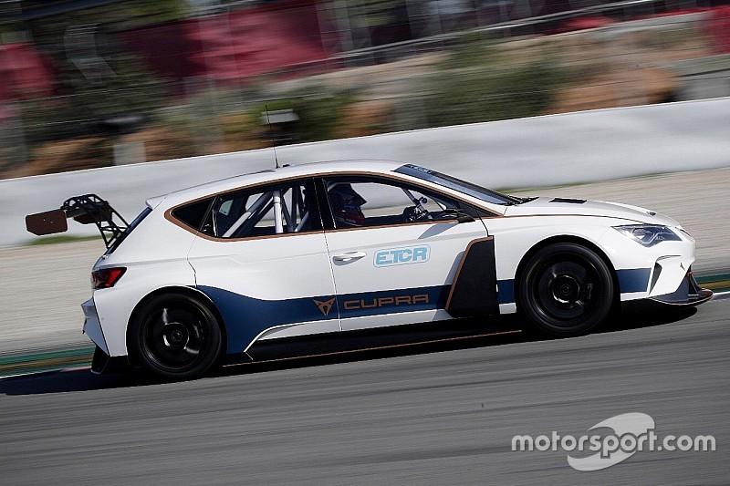 Nel 2020 partirà il campionato turismo elettrico ETCR, la Cupra e-Racer è già il primo gioiellino