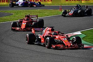 Vettel: Ferrari debe ocuparse de su falta de ritmo en