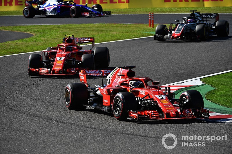 Vettel: Ferrari must address missing pace in