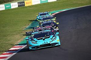Lamborghini, Finale Mondiale AM-LC: un super Hardwick trionfa in Gara 1. Successo anche per Price