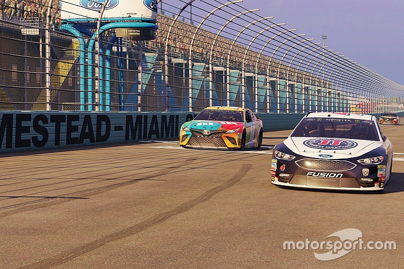 NASCAR Heat Champions Road to Miami Field of 12 set