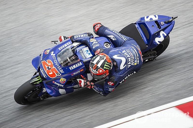 Vinales number switch revealed on MotoGP entry list