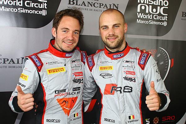 Экипаж на Audi выиграл основную гонку в Мизано