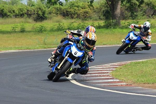 Other bike Chennai II TVS Apache 200: Kannan dominant with double win