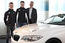 Collard and Menzel become BMW juniors