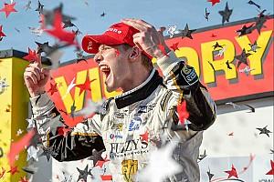 IndyCar 比赛报告 笔记本:Indycar爱荷华300——纽盖顿破领跑圈数记录夺冠