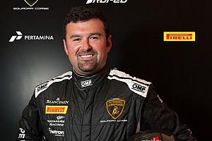 Lamborghini Super Trofeo Ultime notizie Il Team Lazarus nel Super Trofeo Medio Oriente con Ross Chouest