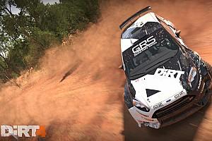 Sim racing BRÉKING Hivatalos: érkezik a DiRT 4 - itt az első trailer