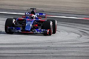 Forma-1 BRÉKING Minden baja volt Gaslynak élete első F1-es versenyén
