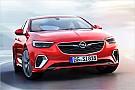 Mehr markante Linien: Opel Insignia GSi wird sportlicher