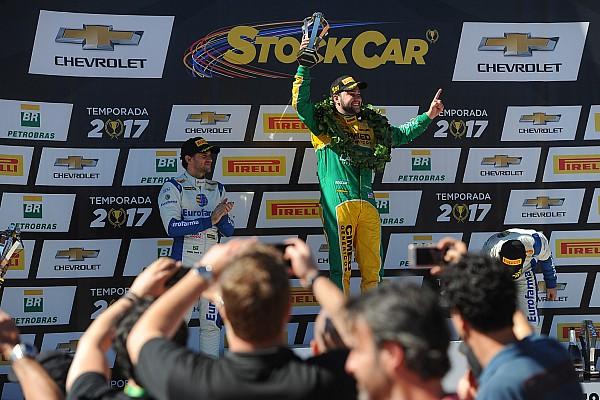 Stock Car Brasil Fraga celebra vitória e pontuação recorde: