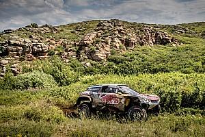 Rallye-Raid Rapport d'étape Étape 8 - Loeb accroît son avance en tête du Silk Way Rally