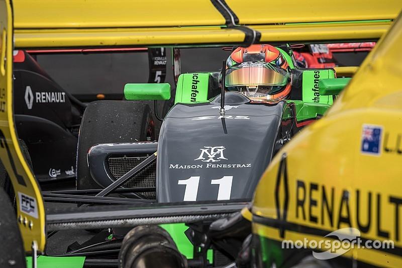Eurocup Spa: Fenestraz juarai Race 3, Presley finis P17