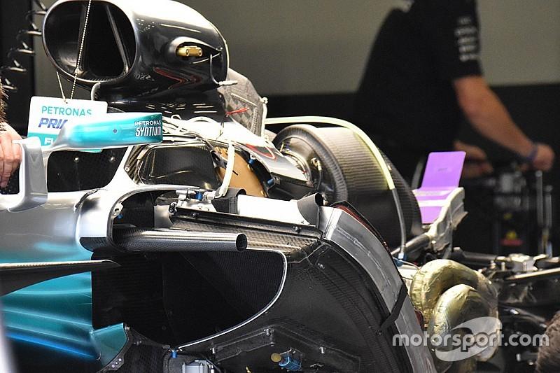Negyedik motorját kezdi el használni a Mercedes