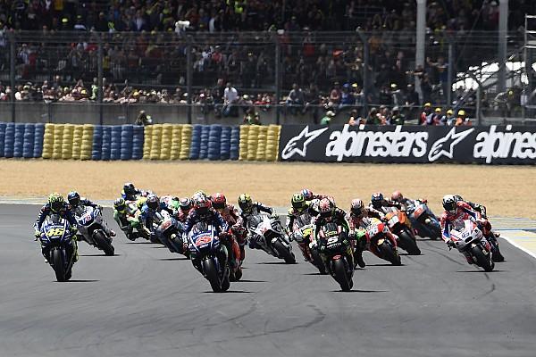 MotoGP Los lectores de Motorsport.com eligen a Rossi como el mejor del GP de Francia