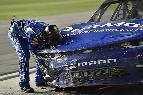 NASCAR alters its damaged vehicle policy and qualifying procedures