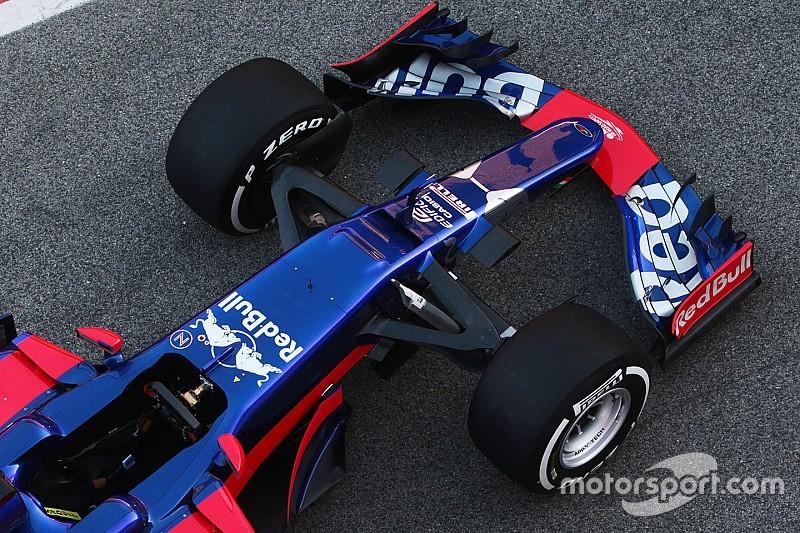 Sainz put vertrouwen uit Toro Rosso's overeenkomsten met ontwerp Mercedes