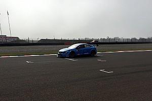 WTCC Prove libere Argentina, Libere 2: dalla nebbia spunta Catsburg