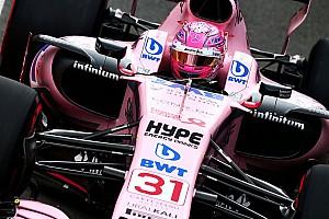 Force India нацелилась на третье место в чемпионате