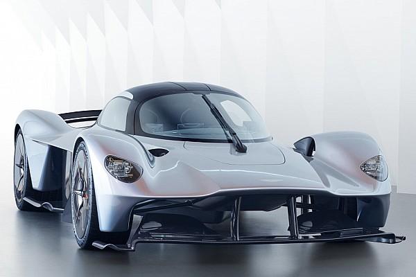 Aston Martin Valkyrie, tempi da Formula 1
