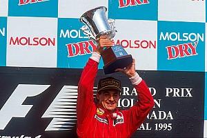 Formel 1 Historie F1-GP Kanada 1995 – Der Tag, an dem Jean Alesi seinen 1. Sieg feierte