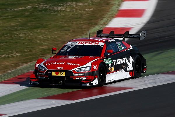 DTM Bildergalerie: DTM-Test 2017 mit Audi, BMW, Mercedes in Vallelunga