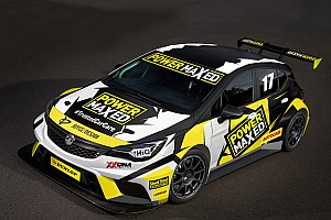 BTCC Breaking news Vauxhall returns to BTCC with Power Maxed Racing