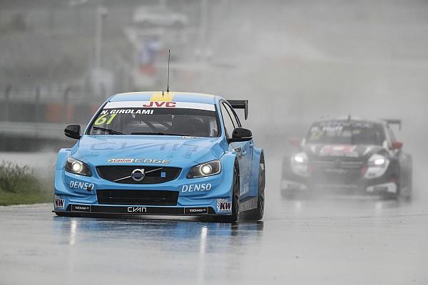 Çin WTCC: Girolami, Michelisz'in önünde pole pozisyonunda